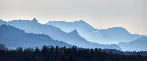 Bavarian Mountain Pastel